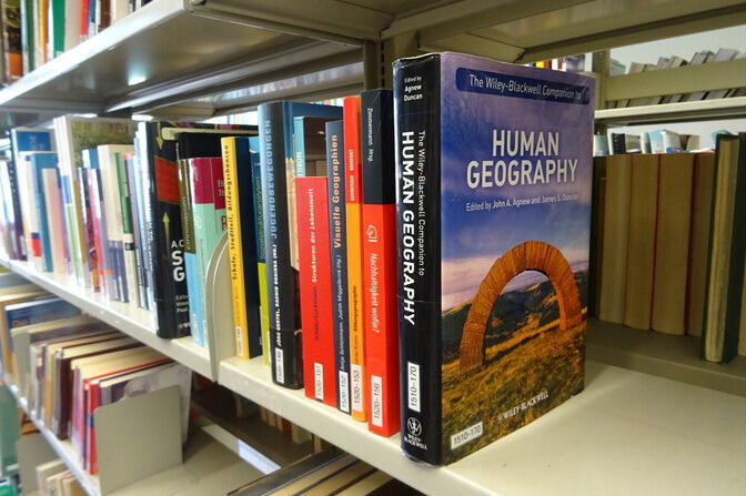Human Geography Books